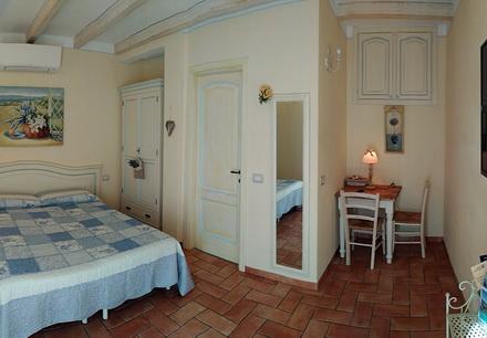 Acqua Marina Room Le Colline di Bana B&B 20