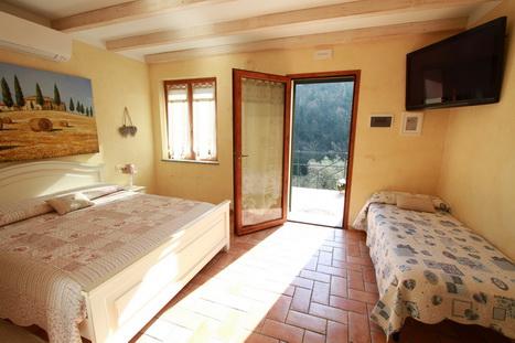 Tramonto Room Le Colline di Bana B&B 27