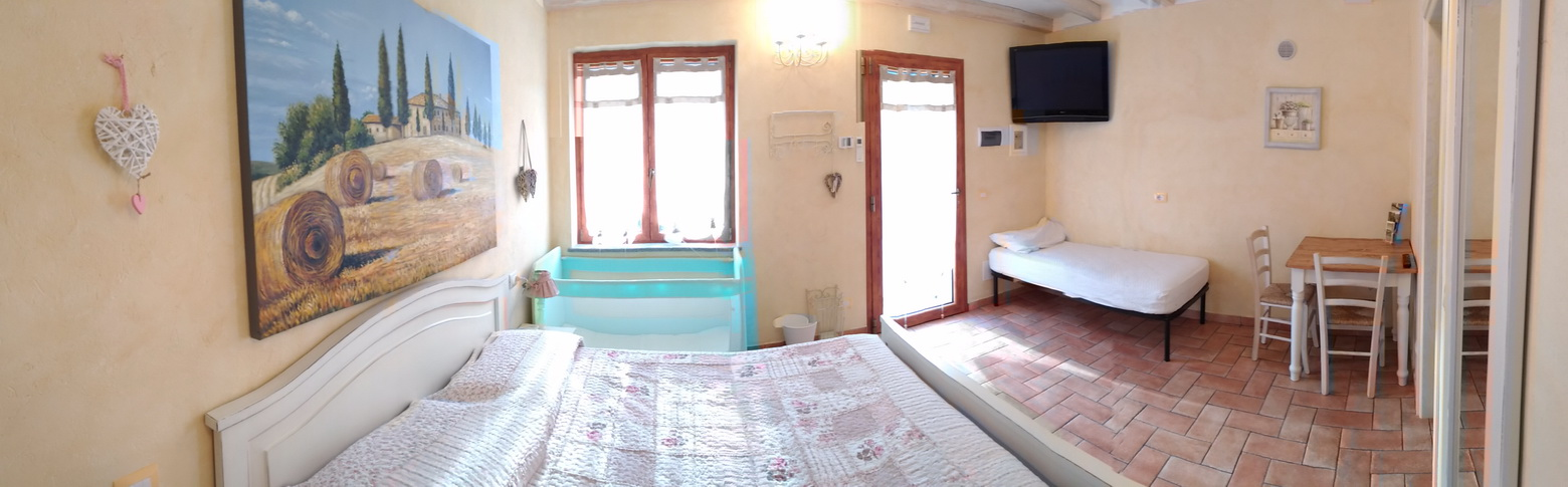 Tramonto Room Le Colline di Bana B&B 16