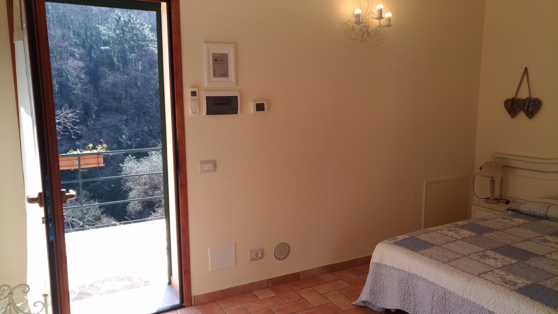 Ulivo Room Le Colline di Bana B&B 21